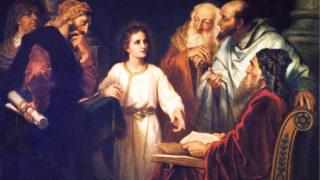 Lumina tinereții curate: Hristos – Traian Dorz