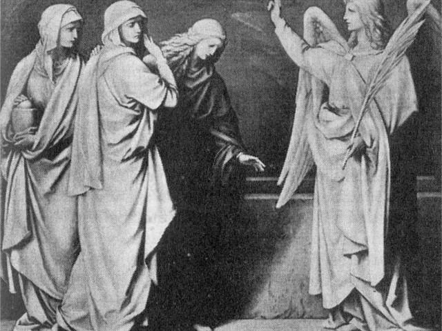 Femeia ca apostol – Pr. Iosif Trifa
