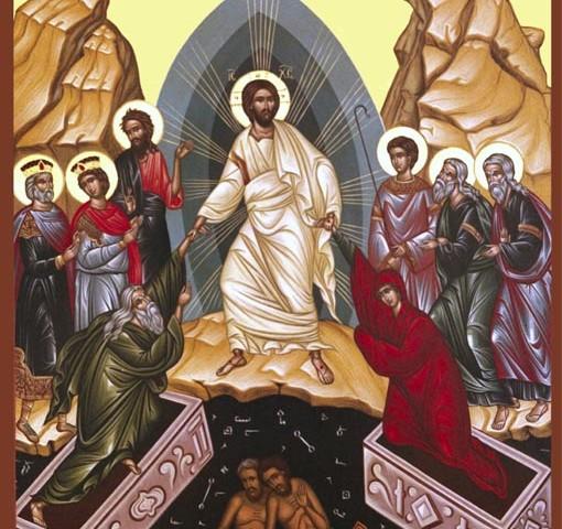 Hristos a înviat din morţi! – Pr. Iosif Trifa