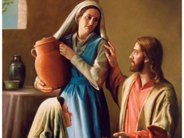 Hristos în familie – Ioan Marini