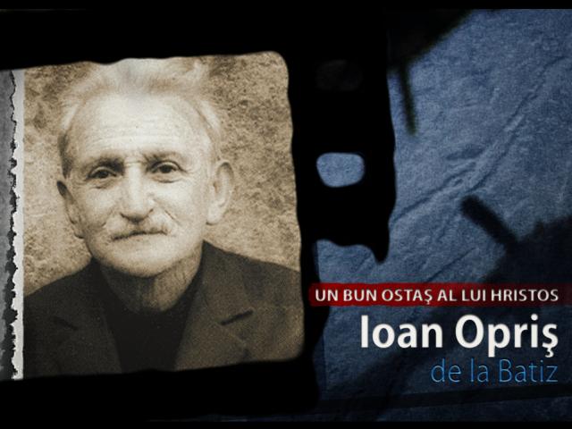 Ioan Opriș de la Batiz