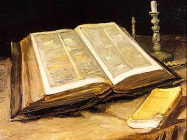 Biblia în familie – Ioan Marini
