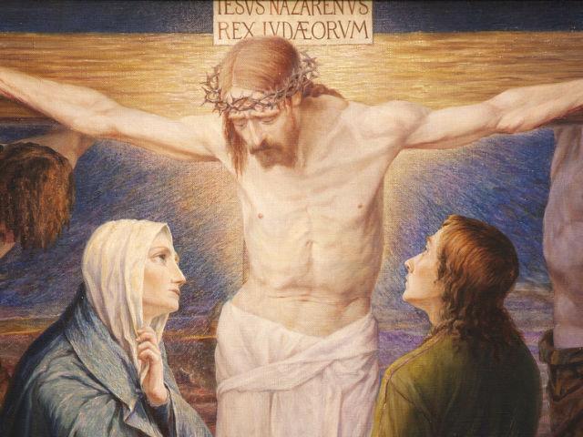 Crucea și jertfa – Traian Dorz