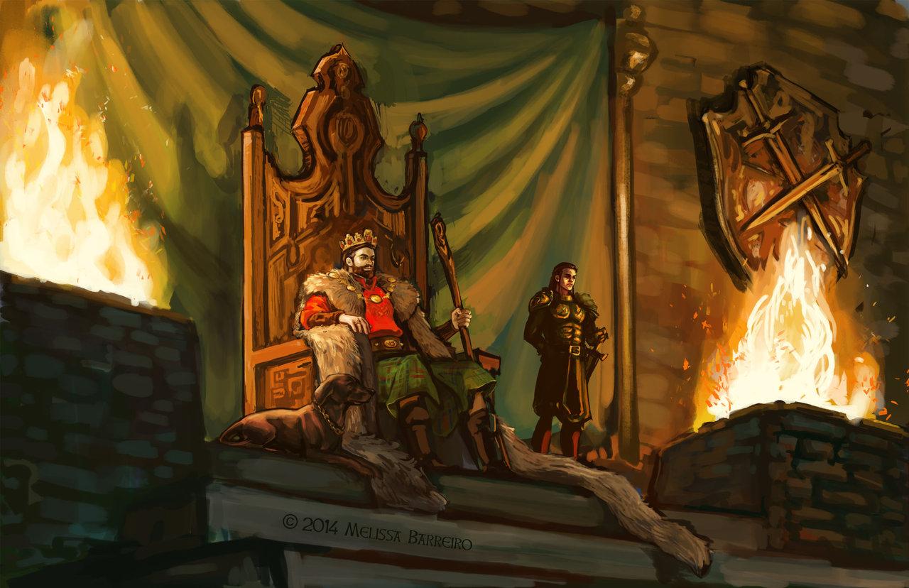 Regele fără umbră
