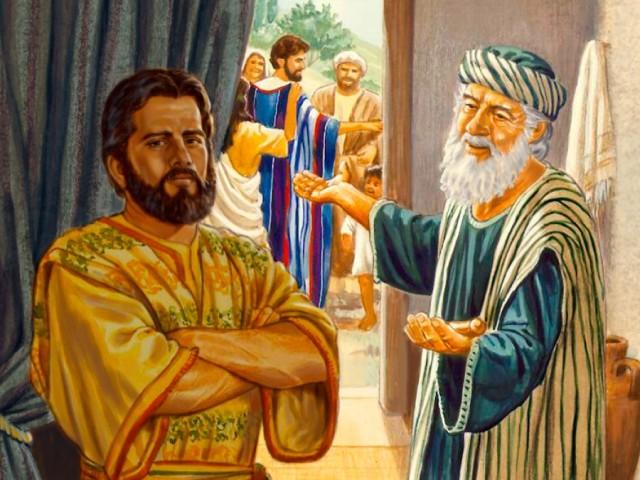 Bunătatea Tatălui Ceresc – Traian Dorz