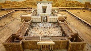 Templul lui Dumnezeu – Ioan Marini
