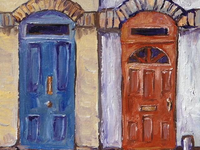 Dumnezeu să-ți ajute să poți închide ușile – pr. Iosif Trifa