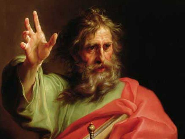 Sfântul Oastei: Apostolul Pavel – Pr. Iosif Trifa