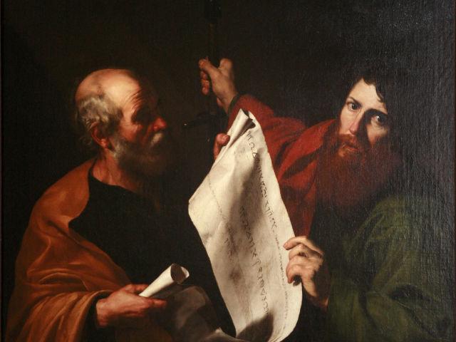 La praznicul sfinților apostoli Petru și Pavel – Pr. Iosif Trifa