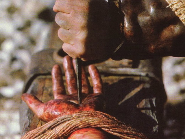 Hristos s-a dat pe sine! – Traian Dorz