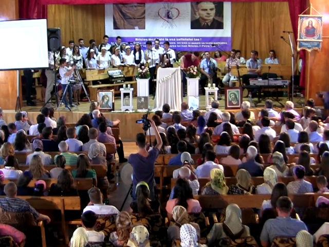 Invitație la adunarea anuală din Dumbrăveni (SV), 6 August 2016