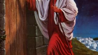 Domnul Iisus bate la uşa inimii – Pr. Iosif Trifa