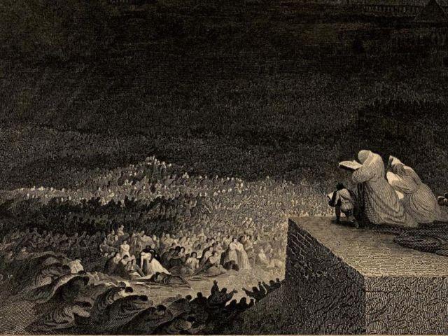 Tot poporul a intrat în legământ – Pr. Iosif Trifa