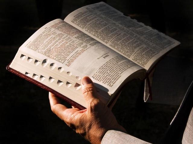 Biblia este Cartea lui Dumnezeu – Ioan Marini