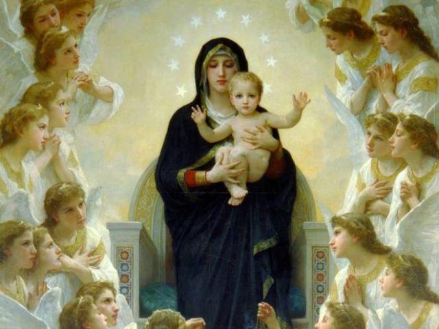 La praznicul adormirii născătoarei de Dumnezeu – Pr. Iosif Trifa
