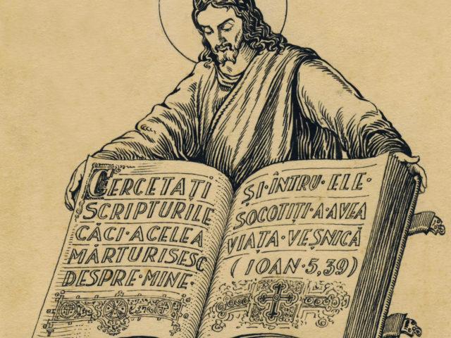 Cartea lui Dumnezeu – Ioan Marini