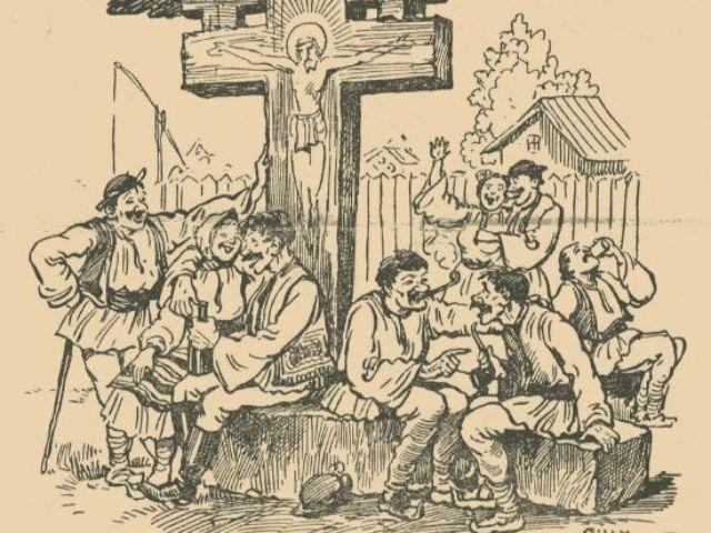 La crucea minciunilor – Pr Iosif Trifa