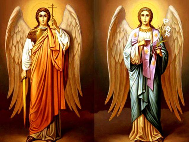 Sărbătoarea îngerilor – Traian Dorz