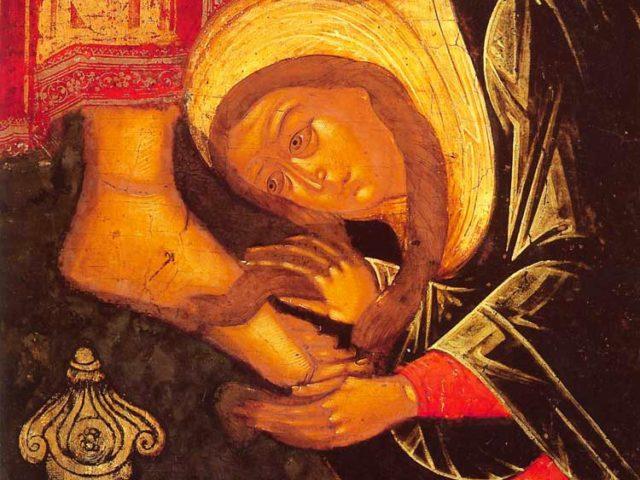 Tăcerea Mariei – Ioan Marini