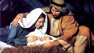 La nașterea Domnului – Arhim. Iuliu Scriban
