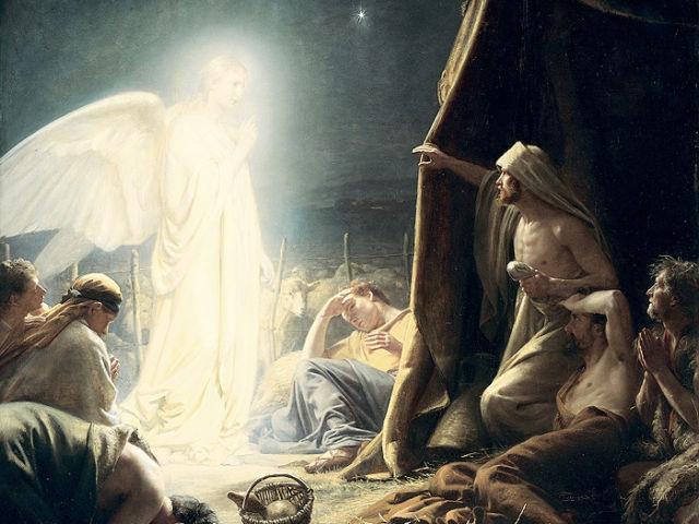 Despre pacea pe care a adus-o Nașterea Domnului – Pr. Iosif Trifa