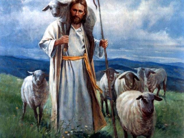 Domnul este Păstorul meu! – Pr. Iosif Trifa