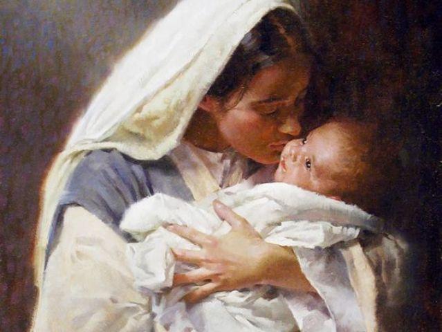 Căldura dragostei Domnului: Mama – Traian Dorz