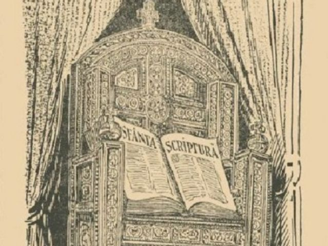 Biserica și Biblia (I) – Traian Dorz