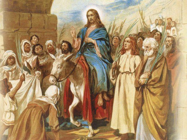 Nu te teme, iată Împăratul tău – Traian Dorz