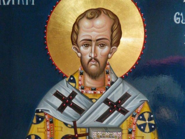 Cuvânt la Sfânta Treime (I) –  Sfântul Ioan Gură de Aur