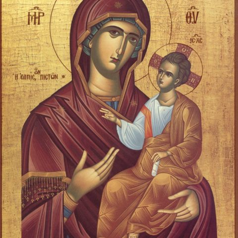 O, Maica Jertfei Salvatoare – Traian Dorz