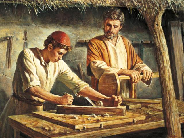 Hristos, modelul nostru – Ionatan Ille