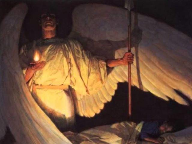 Ocrotirea lui Dumnezeu (I) – Traian Dorz