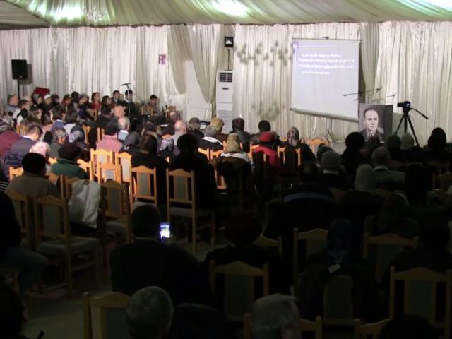 Adunare comemorare fratele Traian Dorz – Simeria, 2017