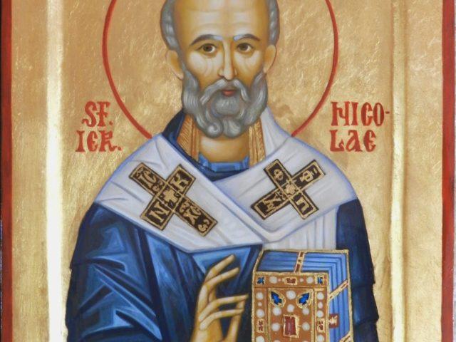 Ochii Sfântului Nicolae – Traian Dorz
