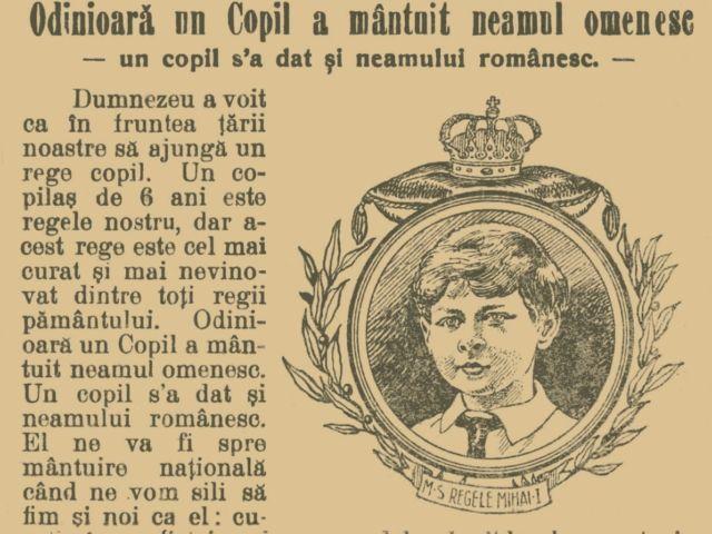 Odinioară un Copil a mântuit neamul omenesc – pr. Iosif Trifa