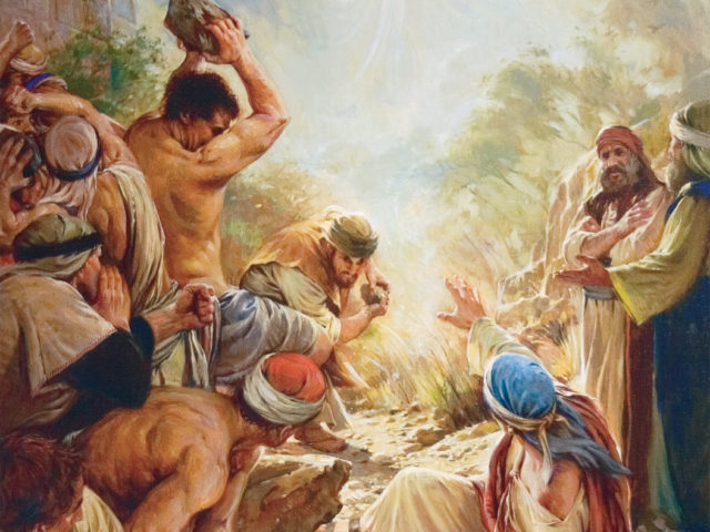 Cuvânt la Sfântul Arhidiacon Ștefan (I) – Sf. Ioan Gura de Aur