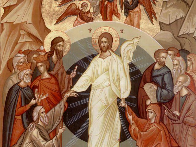 Hristos a înviat! – Pr. Iosif Trifa