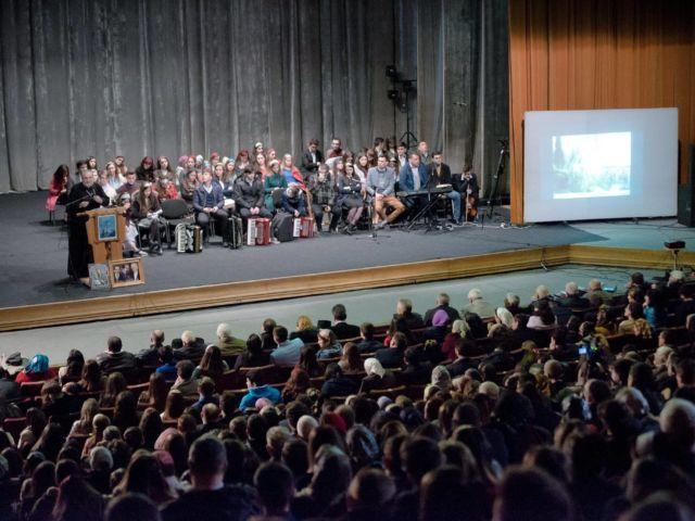 Adunarea anuală a Oastei Domnului, Suceava, 3 Martie 2018