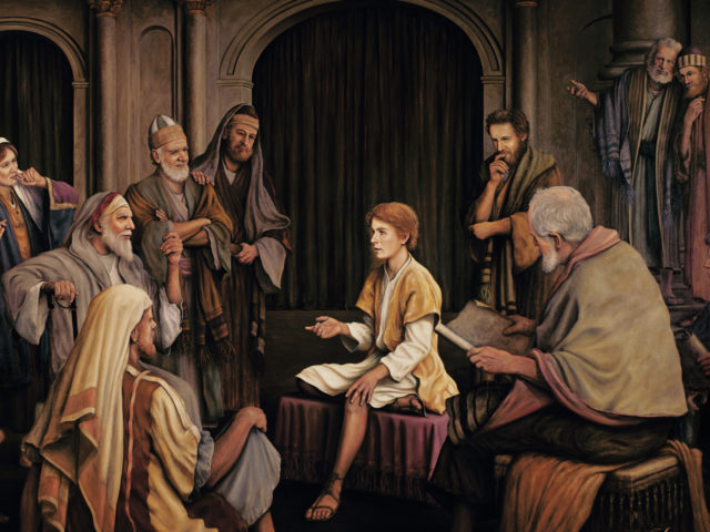 Iisus tâlcuind Scripturile – Pr. Iosif Trifa
