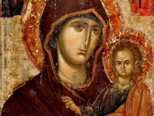 Mama lui Iisus a zis – Traian Dorz