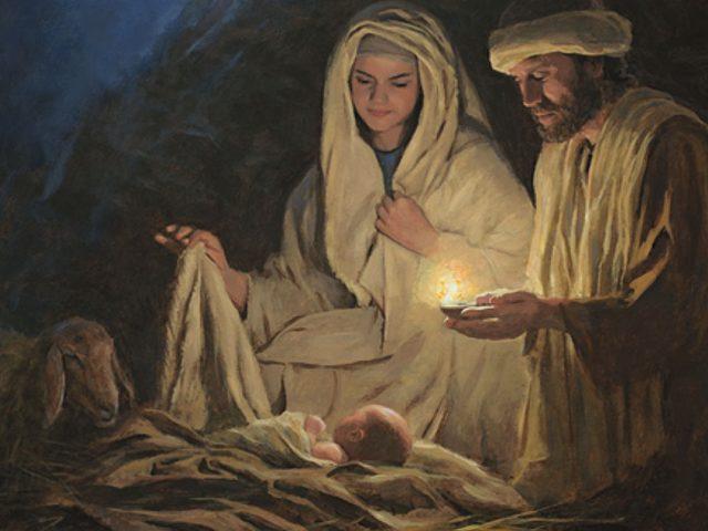 Un Prunc ni s-a nascut nouă – Pr. Iosif Trifa