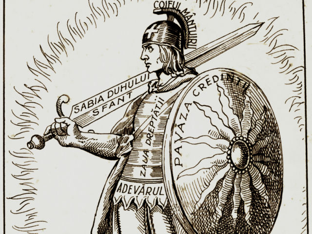 Arme și roade (I) – Traian Dorz