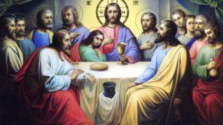 Pe pieptul lui Iisus – Pr. Iosif Trifa