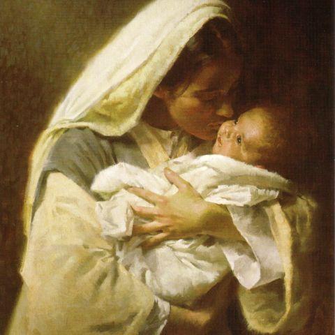 Căldura dragostei Domnului – Mama – Traian Dorz