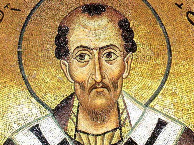 Cuvânt la Anul Nou (I) – Sf. Ioan Gură de Aur