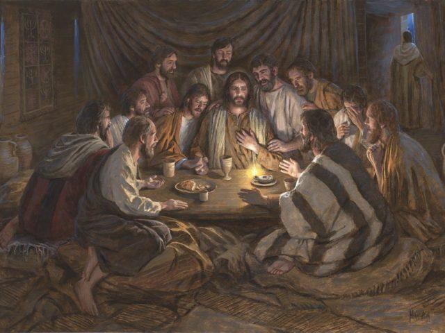 Porunca cea nouă: Iubirea – Ioan Marini
