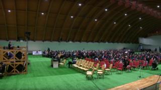 Adunare anuală a Oastei Domnului, Comănești, 20 aprilie 2019