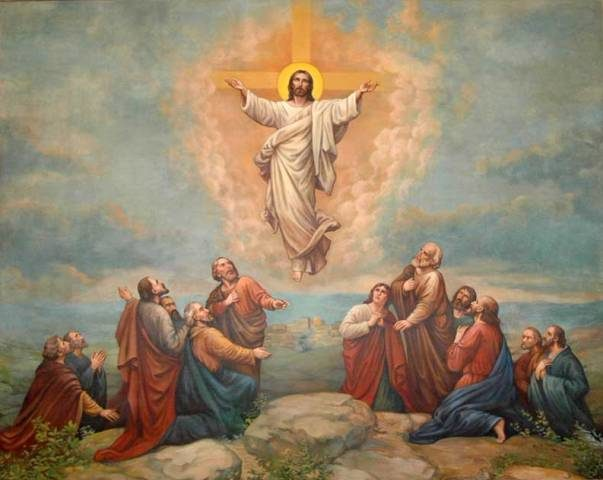 Cuvânt la Înălţarea Domnului – Sf. Ioan Gura de Aur
