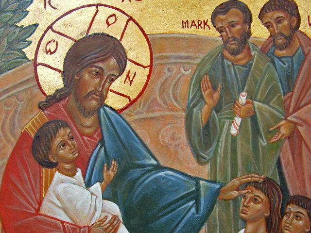 Învățați pe copiii voștri de Iisus, de când sunt mici – Pr. Viorel Chircă